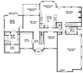 5 bedroom house plans 2 house plans and design house plans two 5 bedroom