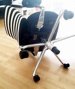 Bürostuhl Klassiker Vitra : vitra t chair citterio b rodrehstuhl mit blockstreifen in ~ Michelbontemps.com Haus und Dekorationen