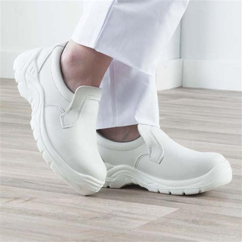 chaussure de cuisine noir chaussure de cuisine blanche de securite label blouse
