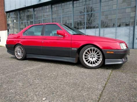 Alfa Romeo Seattle by 1993 Alfa Romeo 164s For Sale Alfa Romeo Other 1993 For