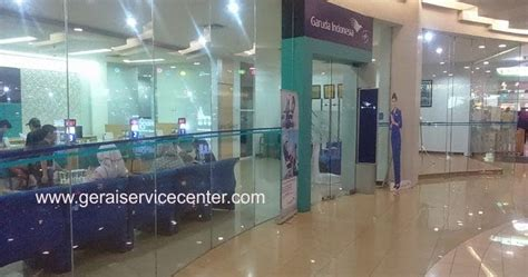 gerai service center garuda indonesia