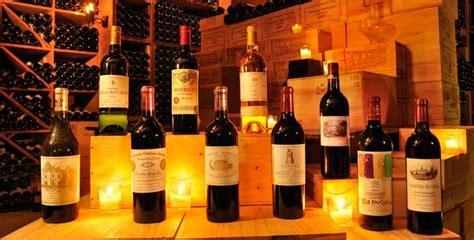bureau les grands crus vin le quot cac 10 quot des grands bordeaux le figaro vin