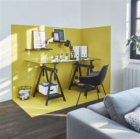bureau avec treteaux  plateau pour  bureau agreable