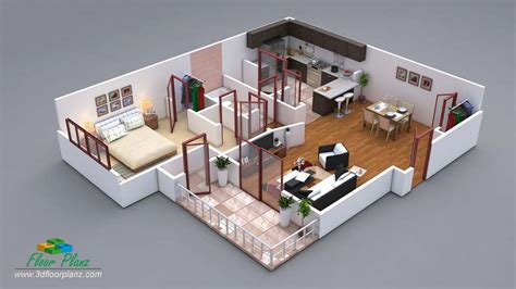 Home Design Online For Free : 13 Awesome 3d House Plan Ideas That Give A Stylish New