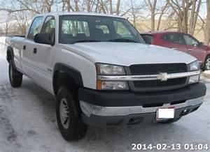 Sell Used 2004 Chevy Silverado 3500 Low Miles  Srw  Crew