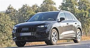 Nouveau Q3 Audi : nouvel audi q3 les premi res photos sans camouflage ~ Medecine-chirurgie-esthetiques.com Avis de Voitures