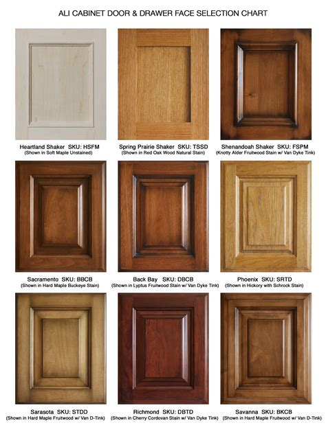 difference between kitchen and bathroom cabinets alder wood cabinets vs maple mf cabinets