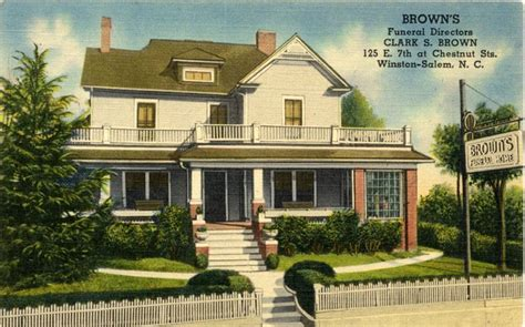 Brown Funeral Home by June 9 Happy Birthday Clark Samuel Brown Winston Salem