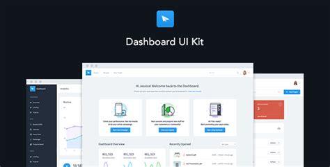 dashboard ui kit admin dashboard template ui framework