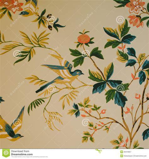 Impression Papier Peint by Papier Peint D Impression D Oiseau Et De Fleur