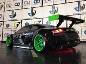 rc design tamiya 190mmm audi r8 custom rtr r c car oak designs