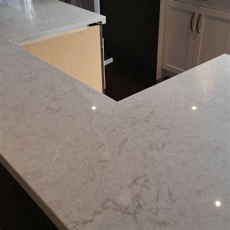 ?How could you not love this color  Caesarstone Bianco