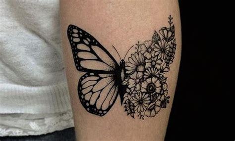tatuajes de mariposas recopilacion de disenos  ideas