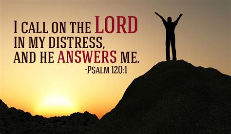 Will You Call On Him When You Are Troubled?