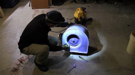 Replacing Trane Furnace Blower Motor Youtube