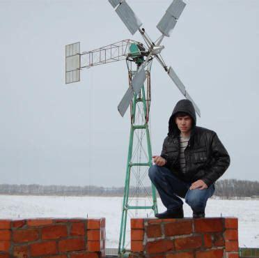 Ветрогенератор от сергея ветрова