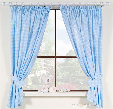 davaus net rideaux chambre bebe garcon bleu avec des