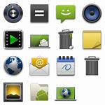 Android Icon Icons Symbols R1 App Pack