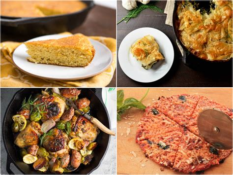 cast iron skillet meals for two 7 recipes to get the most out of your cast iron skillet recipe station
