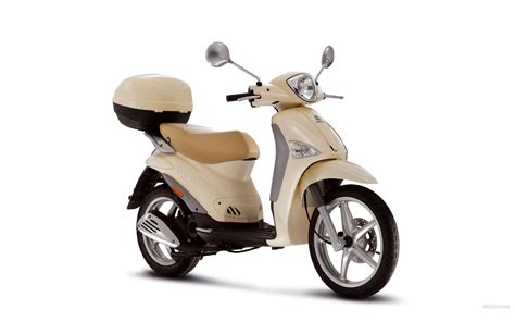 Piaggio Liberty by 2010 Piaggio Liberty 125 Moto Zombdrive