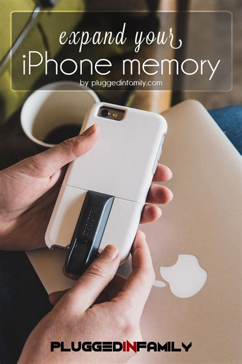 expand iphone storage expand iphone memory with universe plugged in family