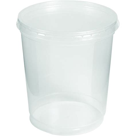 container pp 1000ml plastic cup transparent 442026