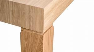 Pied De Table En Bois : table de repas condidens 1382 d tail du pied en bois ~ Dailycaller-alerts.com Idées de Décoration