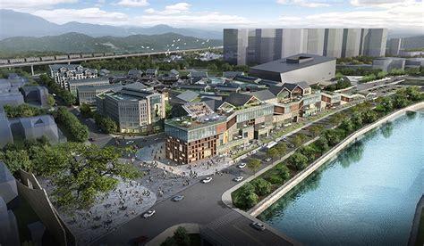 kuan architects ucd designs fish shaped shopping mall