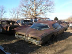 Old Car Salvage Yards Missouri