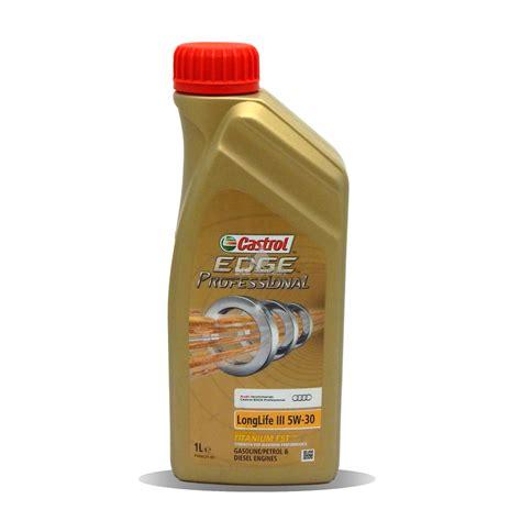 castrol edge professional longlife iii 5w 30 купить моторное масло castrol edge professional longlife iii audi 5w 30 в спб quot все масла quot