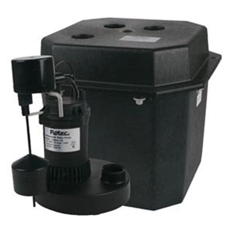 pump sink system 1 4hp sump pumps amazon com