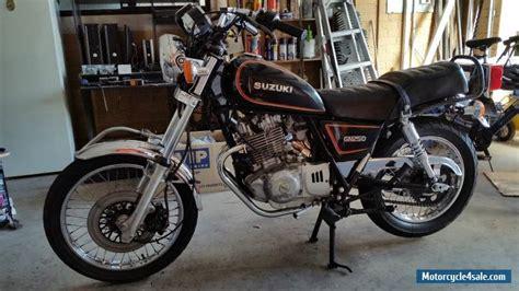 Suzuki 250 Motorcycle For Sale by Suzuki Suzuki Gn250 For Sale In Australia