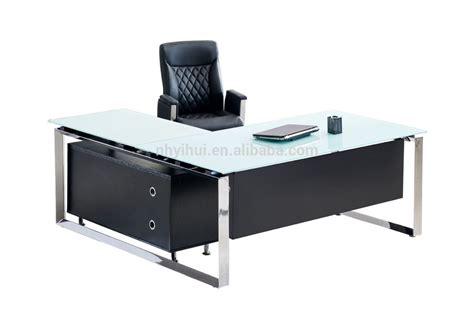 glass executive desk office furniture 2014 sale office furniture tempered glass executive