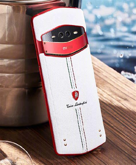 smartphone Meitu V7 Torino Lamborghini Edition giá 30 ...