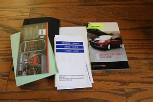 2013 Dodge Grand Caravan Owners Manual With Case Dod1899