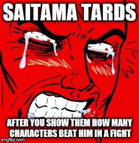 Saitama Memes - saitama tarts reaction imgflip