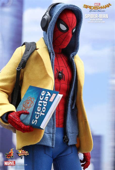 Captain America Civil War Spiderman Wallpaper Spiderman Homecoming Spiderman Deluxe Version