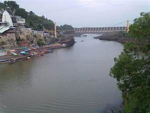 MANOJ SHETTY NAKRE: Omkareshwar Jyothirlinga near Narmada ...