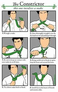 Comment Nouer Une Cravate : comment faire un noeud de cravate original ~ Melissatoandfro.com Idées de Décoration