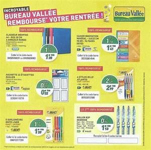 Bureau Vallée Plan De Campagne : odr bureau vall e offre de remboursement ~ Dailycaller-alerts.com Idées de Décoration