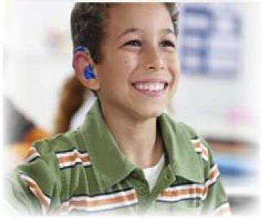 hearing aids  children