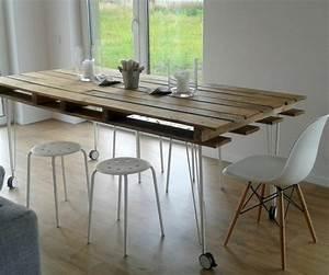 Esszimmertisch Selber Bauen : tisch selber bauen kreativ neuesten design ~ Michelbontemps.com Haus und Dekorationen