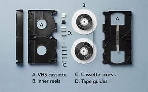Vhs Tape Repair How