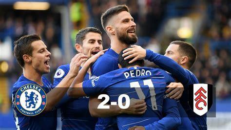 DOWNLOAD: VIDEO: Chelsea vs Fulham 2-0 Highlights & Goals ...