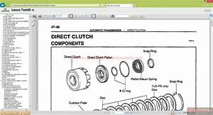 Gsic Lesux Gs430 300 Jzs160 Uzs161 Series Workshop Manual