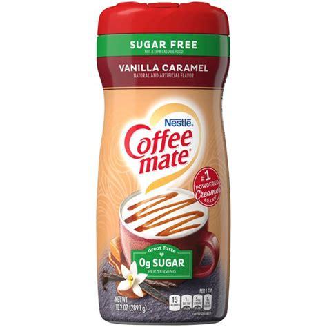 Baking powder, brown sugar, irish cream liqueur, plain yogurt and 9 more. Nestle Coffee mate Vanilla Caramel Sugar Free Powder ...