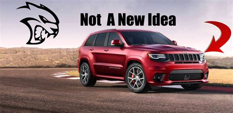 Meet the Grandfather of the Jeep Grand Cherokee Trackhawk