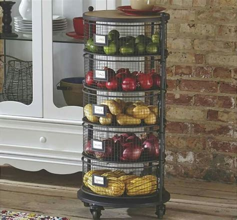 Root veggies storage   Kitchen wares   Pinterest   Roots