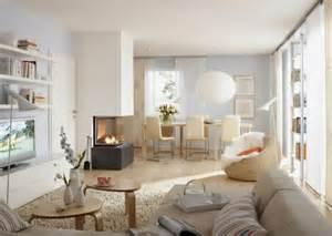 wohnzimmer esszimmer holz und wei gestalten dunkles wohnzimmer wird einladend und hell schöner wohnen