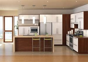 armoires de cuisine home depot canada With kitchen cabinet trends 2018 combined with meuble rangement papiers